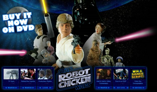 Stars Wars Robot Chicken