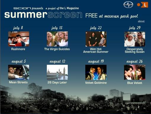 SummerScreen