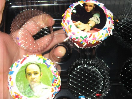 Todd Barry Cupcakes