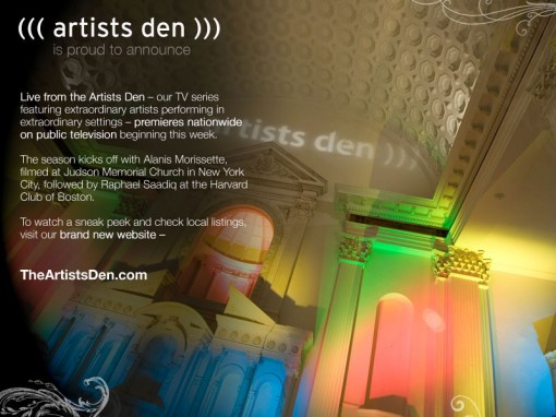 The Artist's Den