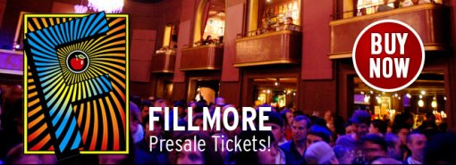The Fillmore Presales