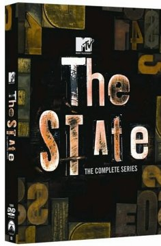 The State on DVD