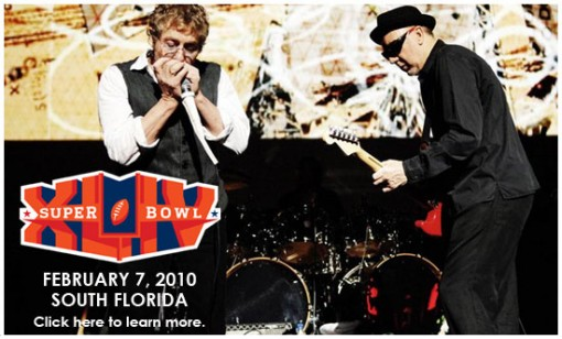 The Who Super Bowl Halftime Show