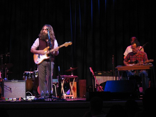 Iron and Wine at Town Hall