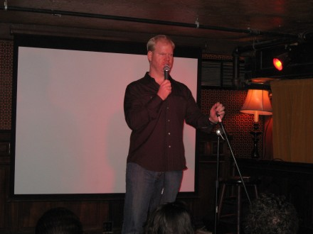 Jim Gaffigan at Union Hall
