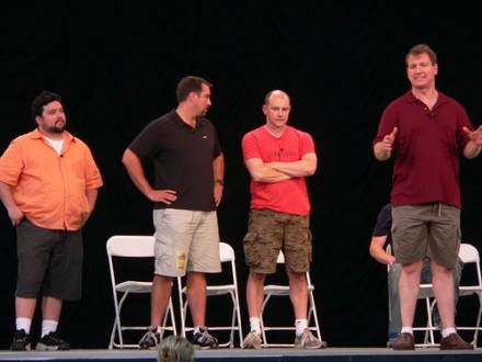 UCB at Summerstage 2005