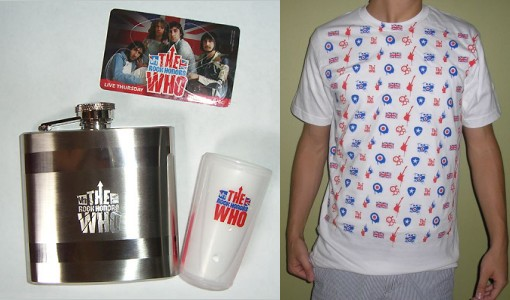 The Who VIP Prize Pack