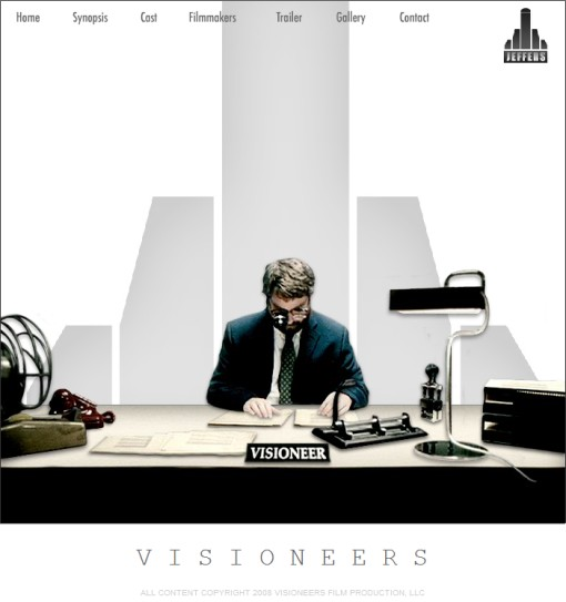 Visioneers - Click to watch the trailer