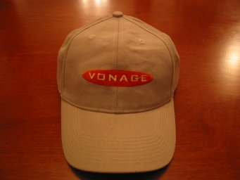 Free Vonage Hat