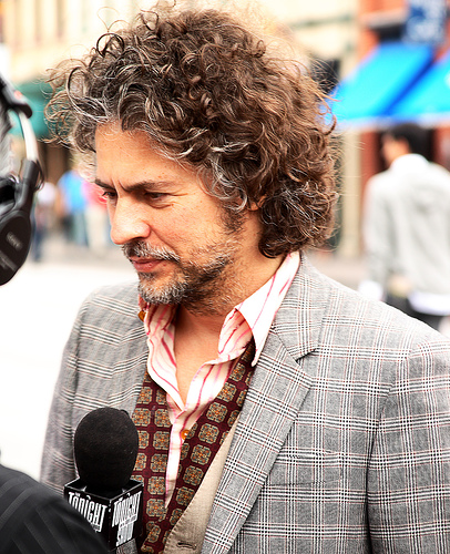 Wayne Coyne at SXSW