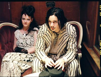 The White Stripes - Photo: Autumn de Wilde