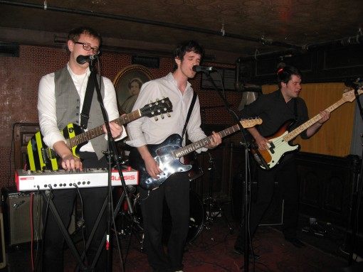 The XYZ Affair at Union Hall